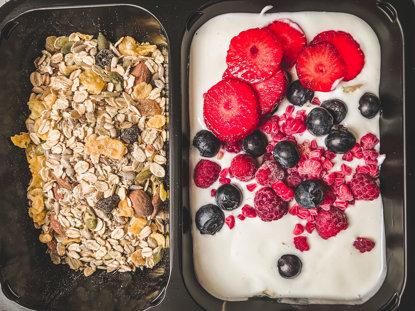 Obrazek Dieta bez glutenu na 5 dni 2500 kalorii