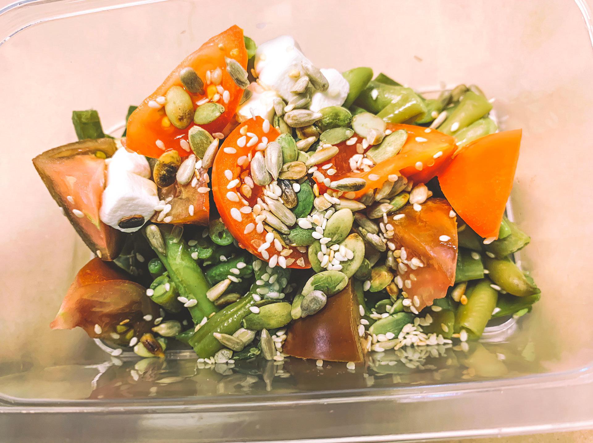 Obrazek Dieta wegetariańska na 5 dni 1200 kalorii