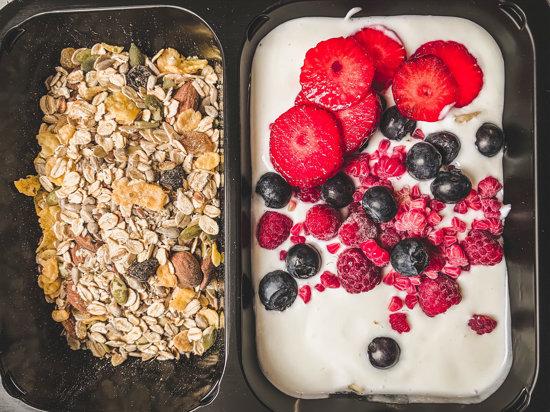Obrazek Dieta wegetariańska na 5 dni 1700 kalorii